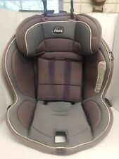 Chicco NextFit Convertible Child Safety Baby Car Seat Cover Cushion Padding Gray