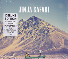 JINJA SAFARI Deluxe Edition CD - New Sealed Digipak