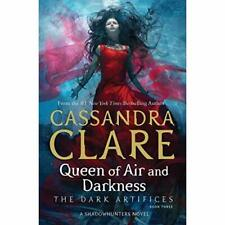 Queen of Air and Darkness -  NEW Clare, Cassandr