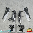Cool Handsome Weapon Upgrade Kits For Studio Series SS14 Ironhide transformer