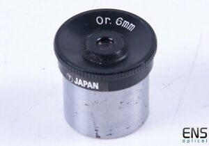"Circle T 6mm Orthoscopic Telescope Eyepiece - 0.965"""