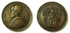 Medaglia Leo XIII Pont. Max. An. XVI 1893 (Bianchi) Bronzo
