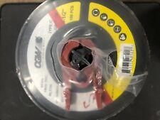 100 pcs of 36 grit 4.5 sanding disk