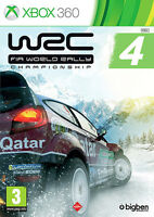 WRC 4: FIA World Rally Championship 4 ~ XBox 360 (in Great Condition)