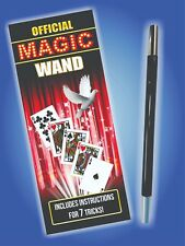 OFFICIAL MAGIC WAND x 12  ONE DOZEN EASY MAGIC TRICK PARTY FAVORS