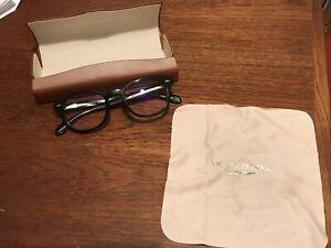 Oliver Peoples Glasses Frames  Black 1492 Sheldrake 19 22 145