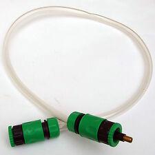 Mantenimiento drenan Adaptador Kit estática Caravana. uso con cualquier neumático Bomba
