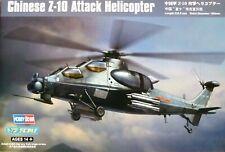 Hobbyboss 1:72 Z-10 Attack Helicopter Model Kit