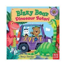 Dinosaur Safari by Nosy Crow, Benji Davies (illustrator)