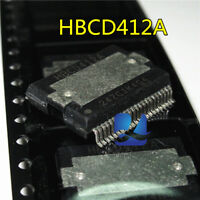 2pcs HBCD412A  Automobile audio power amplifier mainframe vulnerable chip new