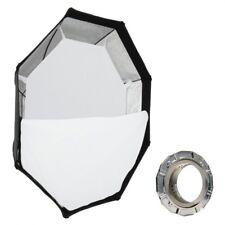 METTLE Oktagon Octagon Softbox, Ø 95 cm für MULTIBLITZ V Fotostudio Octobox