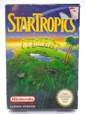 NES Spiel - Star Tropics StarTropics (mit OVP) (PAL-B) 10839744