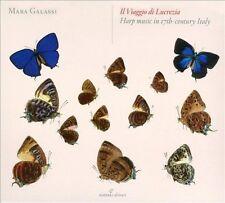 Il Viaggio di Lucrezia - Harp Music in 17th-century Italy, New Music