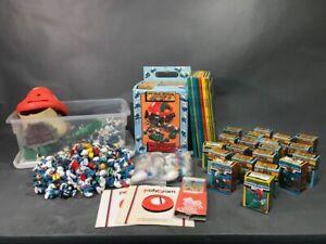Vintage Smurfs Collection