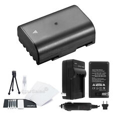 D-LI90 Battery + Charger + BONUS for Pentax K-01 K-5 K-5ii K-7 645D K-5iis