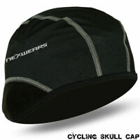 Cycling Skull Cap Under Helmet Motorbike Cycle Thermal Windstopper M,  L, XL