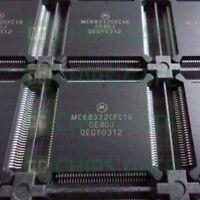 1PCS MOTOROLA MC68332CFC16 QFP 32-Bit Modular Microcontroller
