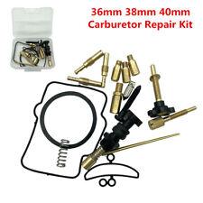 Motorcycle 36mm 38mm 40mm Carburetor Repair Kit ATV 80/100/125/250cc 300cc 350cc