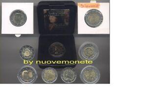 OLANDA PAYS-BAS coin-card e 2 euro comm. UNC e PROOF SCEGLI QUELLO CHE TI SERVE