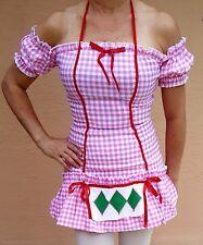 Womens  Costume STRAWBERRY SHORTCAKE DRESS  Adult Sz.S