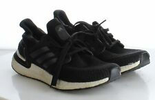E60 MSRP $180 Women's Size 7.5 Adidas Ultraboost 20 Core Black Mesh Trainers