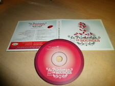 AQME - INTERPOL - FRANCOIZ BREUT- LE PEUPLE DE L'HERBE RARE CD PROMO FRANCE!!!