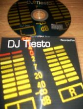 DJ TIESTO 'TRANCE' MIX CD - LISTEN (CJ 366)
