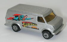Corgi Juniors Superman Chevrolet Van U.S. Van oc14623