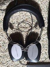Bowers & Wilkins P5 - Mobile Hi-Fi Headband Headphones Black w/bag and booklet