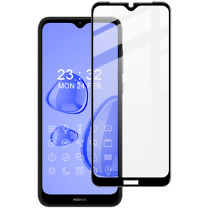 For Nokia C30, HD 9H Tempered Glass Film Full Cover Screen Protector