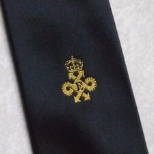 QUEEN'S AWARD EXPORT LOGO TIE VINTAGE RETRO CLUB ASSOCIATION 1990s MADDOCKS DICK