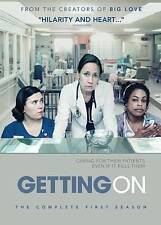 Getting On: Season One (DVD, 2014) Original Series HBO New FREE SHIPPING Sealed