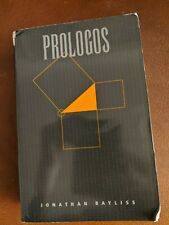 Prologos by Jonathan Bayliss (1999, Paperback)
