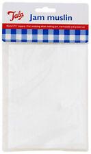 2 x Paño de mantequilla Jam muselina forzando Filtro 45 cm Sq queso homebrewing haciendo