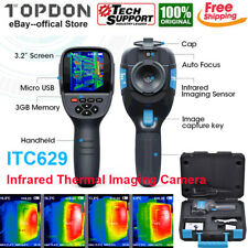 Itc629 Handheld Infrared Thermal Imaging Inspection Camera 320x240 Resolution Us