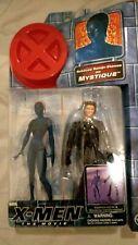 2000 Toy Biz Toybiz Marvel X-Men Film Movie Mystique  MOC
