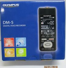 Olympus DM-5 RARE Digital Voice Recorder - Reads To You - Never Been Used !!