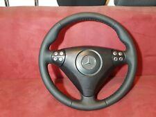 Lenkrad Mercedes C Klasse W203 SLK R171 Lederlenkrad Neu Bezogen Leder