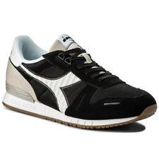 DIADORA 158623-C1530 TITAN II  Mn's (M) Black/White Suede/Nylon Lifestyle Shoes