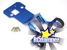ALUMINUM REAR WHEELIE BAR B HPI 1/8 SAVAGE 21 25 SS 3.5 4.6 FLUX X XL