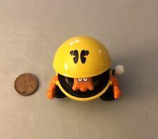 PAC-MAN Wind Up Walking Toy Figure - Tomy - Vintage - Works!