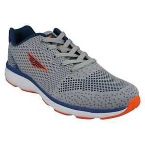 RSC0038 REDTAPE MENS ROUND TOE LACE UP FASTENING CASUAL TRAINER SHOES  SIZES