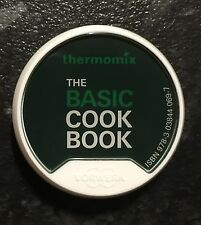 NEW Thermomix Cookbook Chip, The Basic Cook Book Click and collect availible