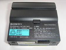 Batterie D'ORIGINE SONY VAIO VGP-BPL6 BPL6 GENUINE ORIGINAL Battery ACCU NEUVE