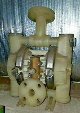 "Wilden 1"" Poly-Composite Diaphragm Pump Catalog #02-6190-20"