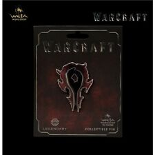 World of Warcraft Horde Icon Collectible Pin - Blizzard Gear/WETA Workshop/WoW