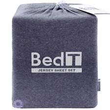 Bambury BedT Denim Jersey Knit Sheet Set | Comfortable as your T-Shirt | King