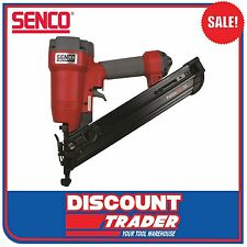 Senco Air/Pneumatic ProSeries Angle DA Finish Nailer 32-65mm FIP35 - 1Y3002N