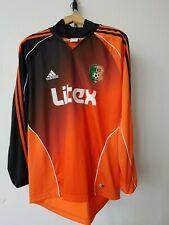Litex Lovech Krum Bibishkov #18 05/06 Home Football Shirt (L) Jersey