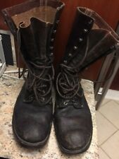 Vintage ww2 boots 10.5 Double Rl